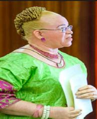 Nigerian Ambassador Uche Ajulu-Okeke