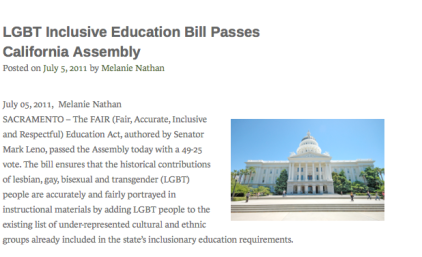 https://oblogdee.blog/2011/07/05/lgbt-inclusive-education-bill-passes-california-assembly/