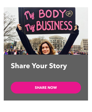 share your story pp